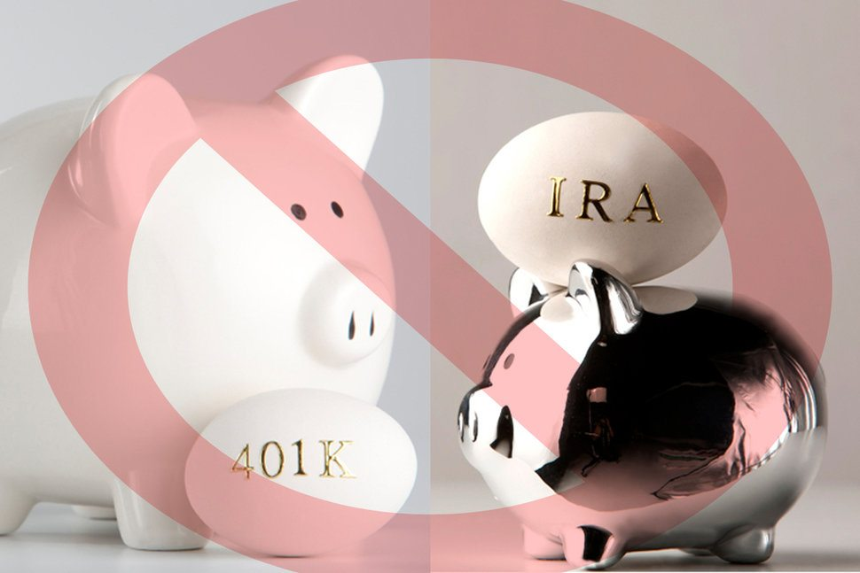 5 Reasons Why You Should Not Rollover Your 401k
