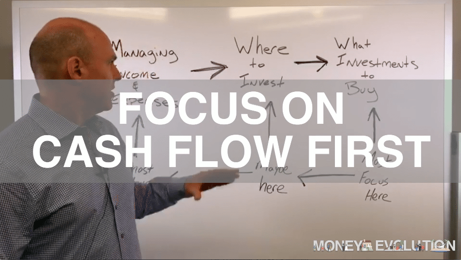Focus On Cash Flow First
