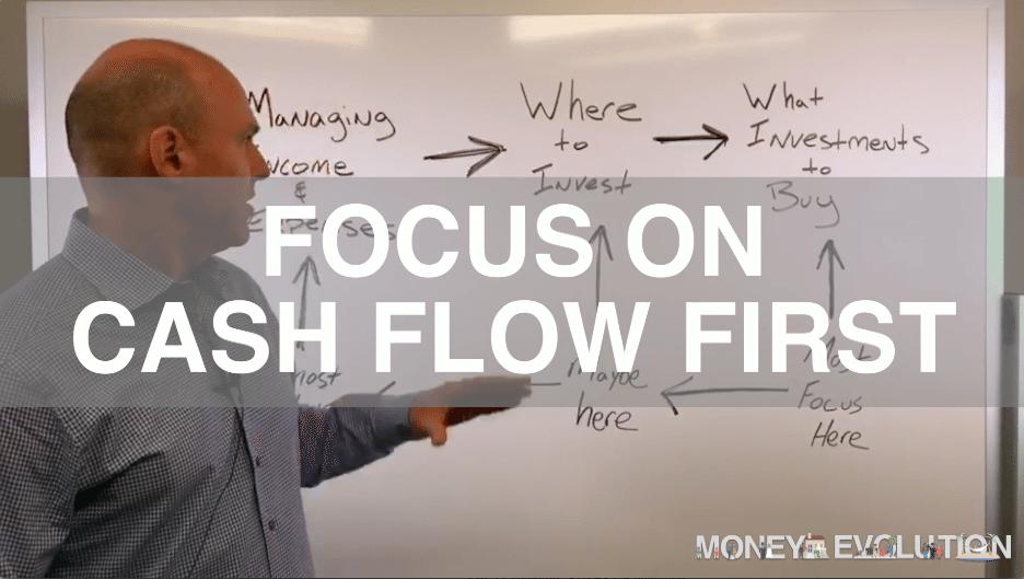 Focus On Cash Flow First