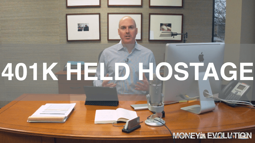 401k Held Hostage
