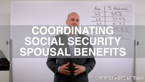Coordinating Social Security Spousal Benefits