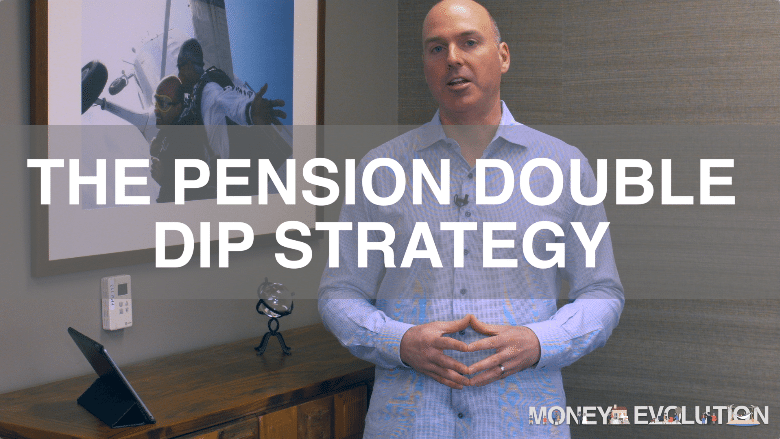 The Pension Double Dip Strategy