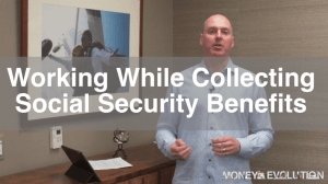 Working Collecting Social Security