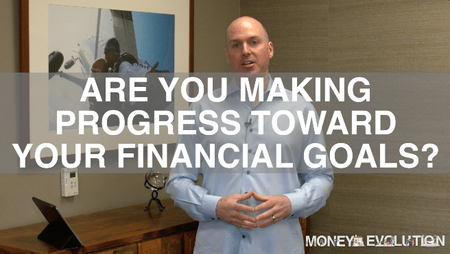Are You Making Progress Toward Your Financial Goals?