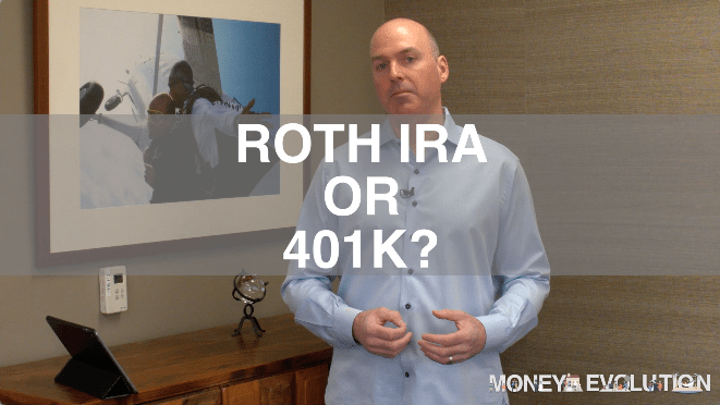 Roth IRA or 401K