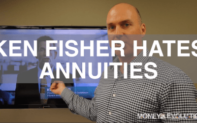 Ken Fisher Hates Annuities