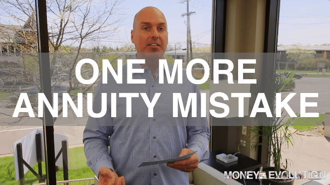 One More Annuity Mistake