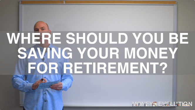 Where Should You Be Saving Money For Retirement?