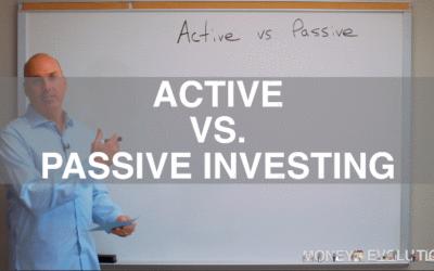 Active Vs. Passive Investments