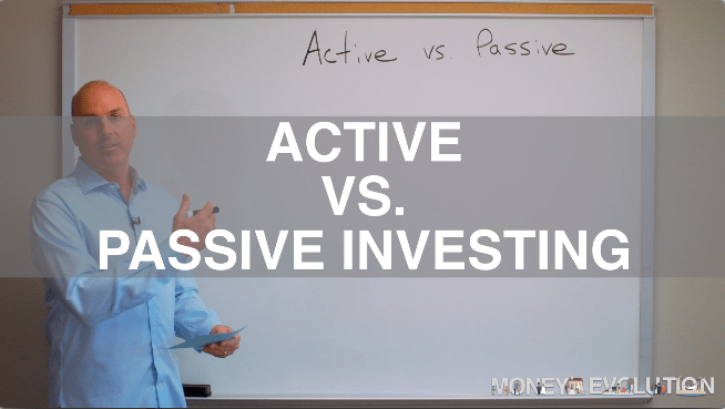 Active Vs. Passive Investments
