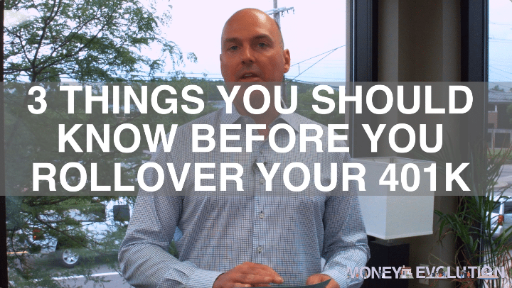 3 Things You Should Know Before You Rollover Your 401k Plan