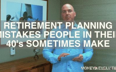 Retirement Planning Mistakes That People In Their 40's Sometimes Make