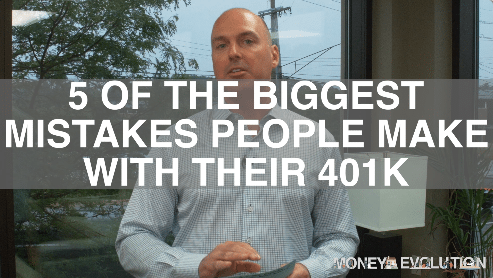 5 Big Mistakes People make With Their 401k
