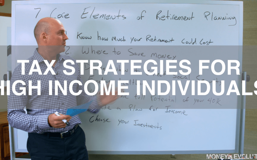Tax Strategies For High Income Individuals