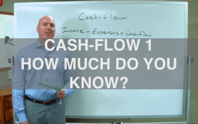Cash Flow Part 1 – How Much Do Your Know?