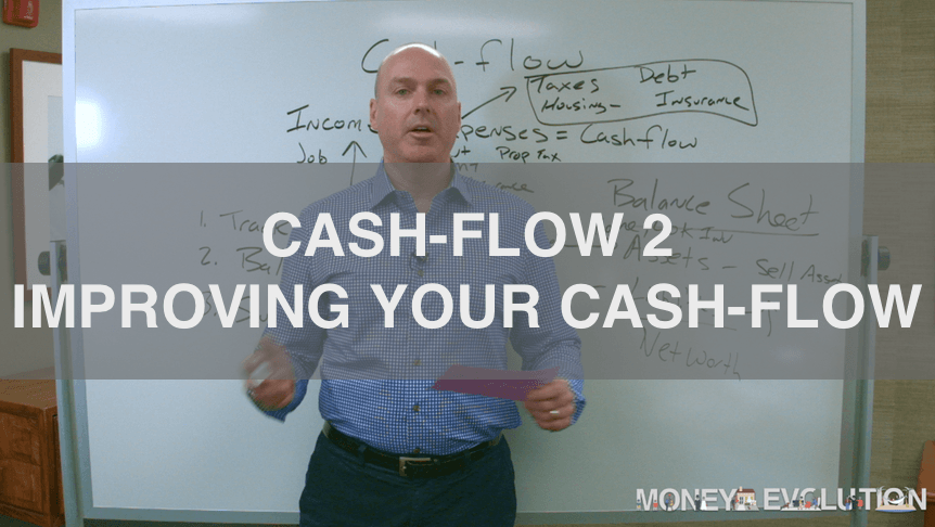 Cashflow Part 2 – Improving Your Cashflow