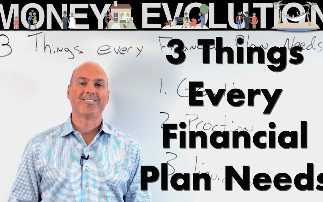 3 Things Every Financial Plan Needs