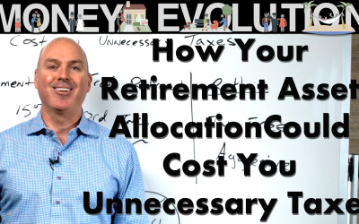 How Your Retirement Asset Allocation Could Cost You Unnecessary Taxes